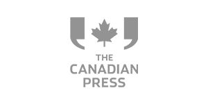 Canadian Press Logo Image